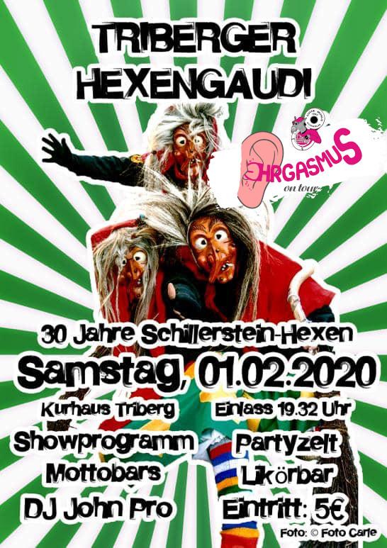 Hexengaudi - Triberg