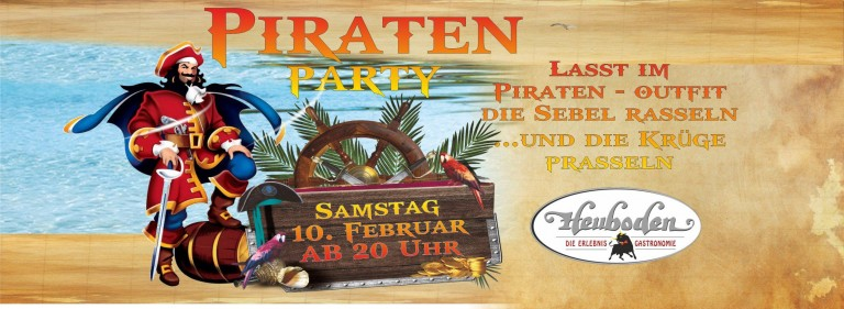 PiratenParty - Heuboden