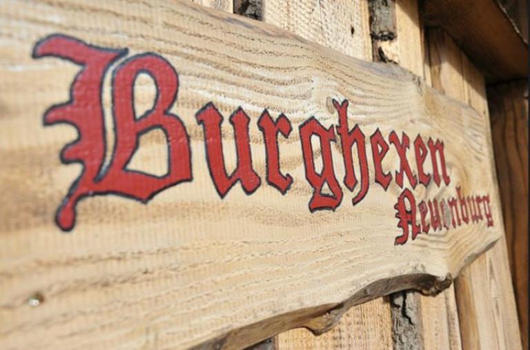 Burghexe